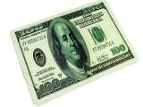 美元图案鼠标垫