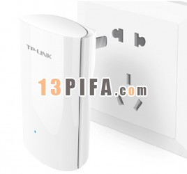 [迷你型]TP-8621/ADSL2+ Modem电源一体式/插墙式猫