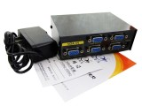 LHF-1504联合发150MHZ一拖四分屏器