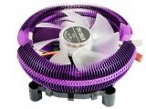 眩魔Ⅱ紫罗兰静音通用型CPU风扇