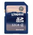 [原装正品]32G Kingston金士顿SD卡
