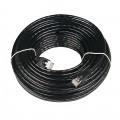 [防水铁壳]30米CAT5全铜户外防水超五类网线