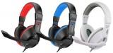 [黑色]H6880 现代/HYUNDAI头戴式立体声电脑耳机