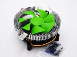 恒山X5冰掌柜cpu通用风扇AMD英特尓775风扇 1151 1150散热器